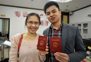 Đăng ký kết hôn tại Trung Quốc