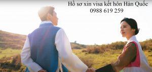 Ho so xin cap lai visa ket hon Han Quoc - Anh minh hoa