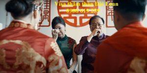 Ho so xin visa tham than Dai Loan - Anh minh hoa