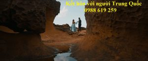 Dich vu lam giay to ket hon voi nguoi Trung Quoc - Anh minh hoa