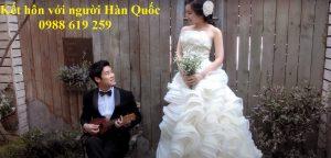 Ghi chu ket hon tai Han Quoc - Anh minh hoa