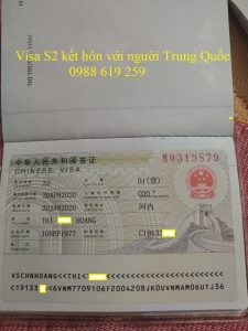 Visa S2 ket hon voi nguoi Trung Quoc - Anh minh hoa