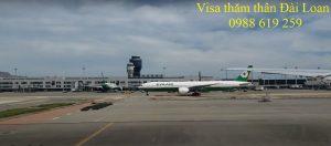 Visa tham than Dai Loan - Anh minh hoa