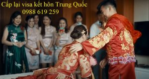 Het han visa ket hon voi nguoi Trung Quoc phai lam gi? - Anh minh hoa