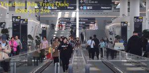 Visa sang Trung Quoc tham nguoi than - Anh minh hoa