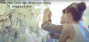 Xin visa ket hon Han Quoc khi da co con chung - Anh minh hoa
