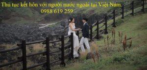 Thu tuc ket hon voi nguoi nuoc ngoai tai Viet Nam - Anh minh hoa